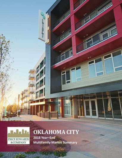 Oklahoma City Multifamily Market Survey Mid-Year 2019