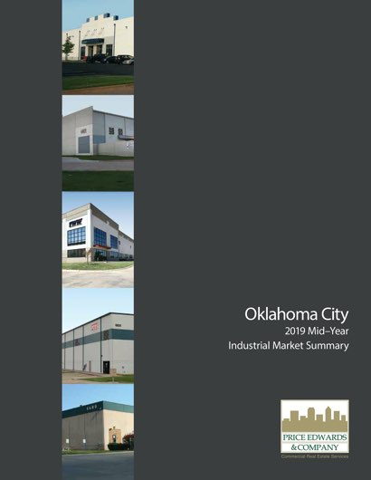 Oklahoma City Industrial Market Survey Mid-Year 2019