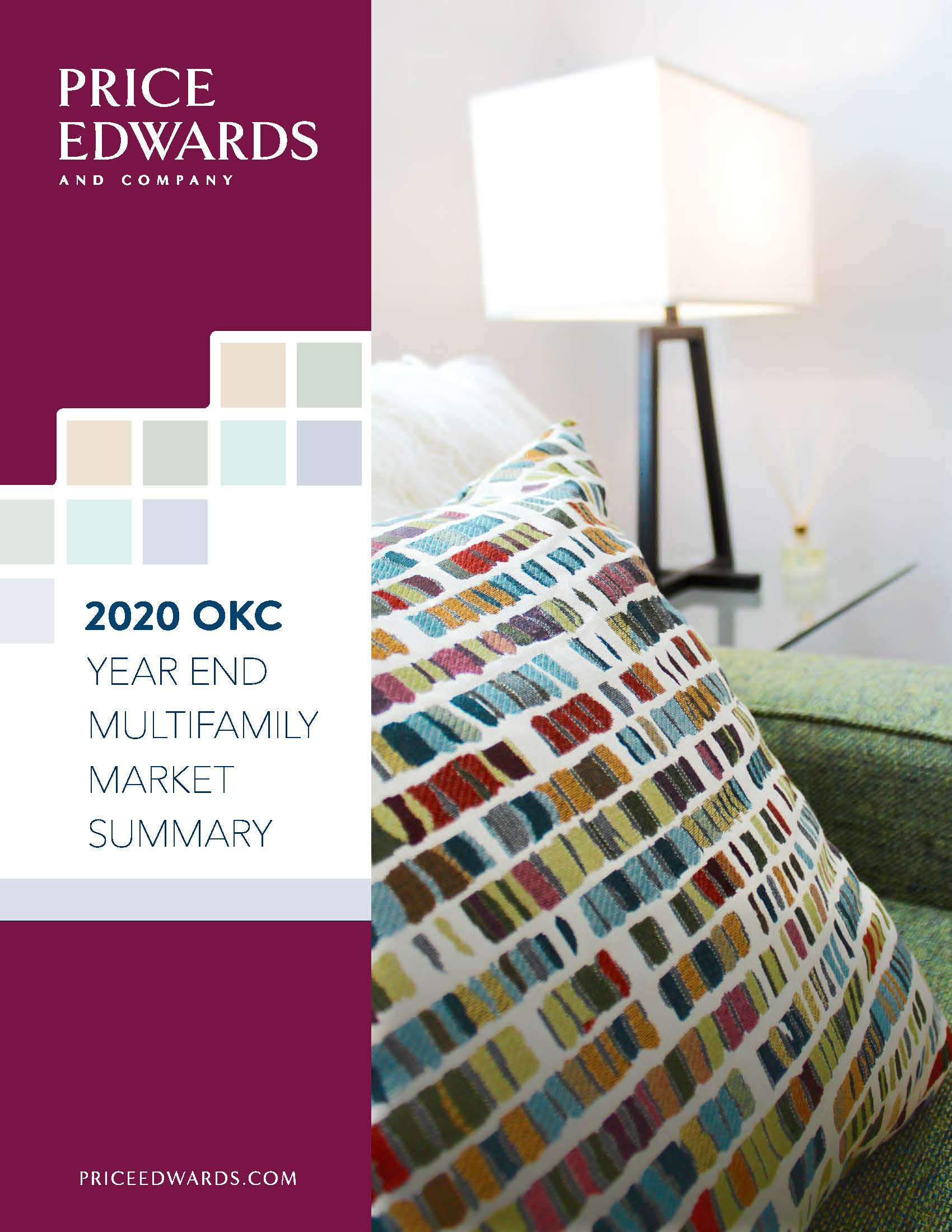 2020 Year-End Multifamily Survey Cover Image