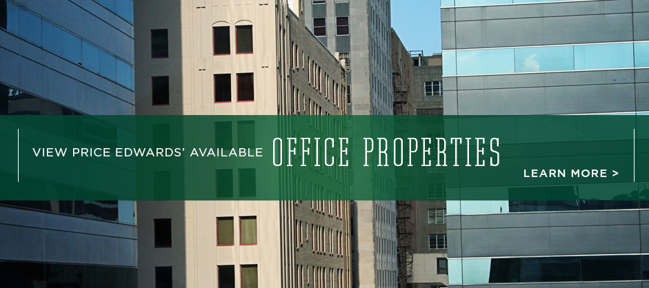 Price Edwards & Company Available Office Properties Commercial Real Estate