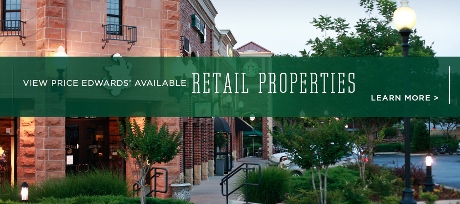 Price Edwards & Company Available Retail Properties Commercial Real Estate