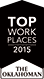 Winner of The Oklahoman's Best Places to Work award
