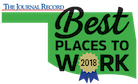 The Journal Record Best Places to Work 2018