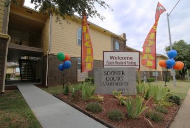 Sooner Court Apartments - Price Edwards Brokers $8,500,000 Norman Apartment Sale