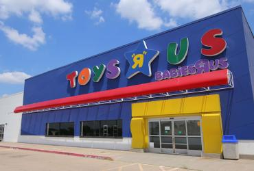 photo of Toys-R-Us OKC location