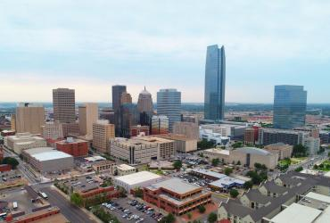 Price Edwards Releases Third Quarter Sales Statistics Downtown Oklahoma City Skyline
