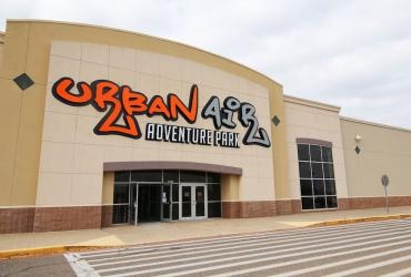 Photo of Urban Air's Moore location