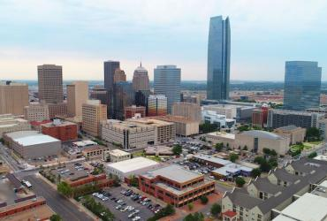 Photo of Downtown Oklahoma City Skyline Price Edwards Releases Year-End 2018 Office Summary