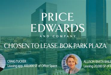 Price Edwards Chosen to Lease BOK Park Plaza