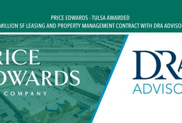 Price Edwards Awarded 1 Million SF Leasing and Property Management Contract with DRA Advisors