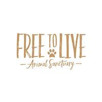 Free to Live Animal Sanctuary logo