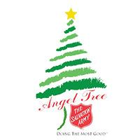 Salvation Army Angel Tree logo