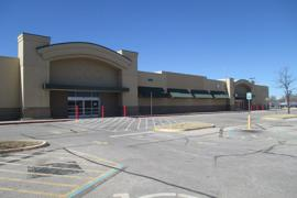 Former Wal-Mart  NW 23rd St & MacArthur retail for lease exterior photo