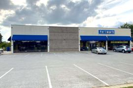 200 34th Ave SW | Norman, Oklahoma - Former Pier 1 Retail building For Lease exterior photo