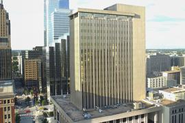 201 RSK - 201 Robert S Kerr Office Space for Lease Aerial