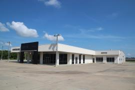 Former Car Dealership for Sale - Holdenville - exterior photo