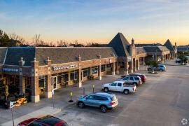 Chatenay Square retail space for lease, Oklahoma City, OK exterior photo