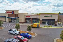 The Market at Czech Hall restaurant space for sublease, Yukon, OK exterior photo