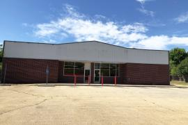 Sublease retail building in Drumright, Oklahoma exterior photo