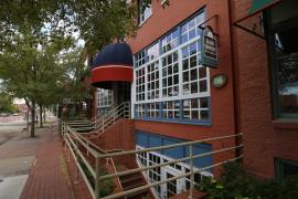 Bricktown Central office space for lease exterior photo