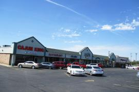 63rd Street Shops retail space for lease exterior photo