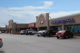 Cornerstone Plaza retail space for lease in Oklahoma City exterior photo