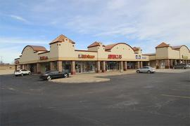 Springdale Shops retail space for lease exterior photo