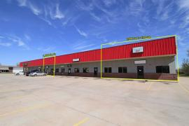 800 MacArthur retail space for lease, Oklahoma City, OK exterior photo