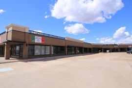Westbrook Plaza office and retail space for lease Edmond, OK exterior photo