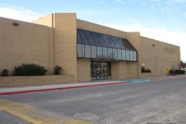 Former Sears retail space for Sublease in Lawton Okla building photo