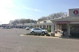 Edmond Trails retail space for lease exterior photo