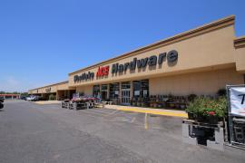 Village Plaza retail space for lease exterior photo