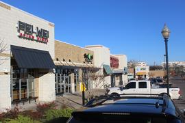 Shoppes at Edmond University retail space for lease exterior photo
