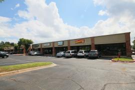 The Fountains Center retail/office space for lease, Edmond, OK exterior photo
