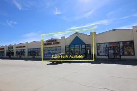 Council Road Plaza retail space for lease - Bethany, Ok exterior photo2