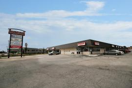 SouthPointe Shopping Center retail space for lease Oklahoma City, OK exterior photo