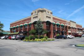 Brookhaven Village retail space for lease in Norman, OK exterior photo