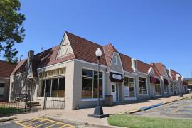 Culbertson Plaza retail space for lease Oklahoma City, OK exterior photo
