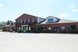 105 E Industrial Rd, Guthrie Ok retail space for lease exterior photo