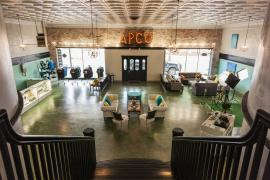 Uptown 23rd Building for Lease - Two Story retail, Oklahoma City, OK interior photo