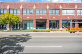 The Pontiac office space for lease, Oklahoma City, OK exterior photo