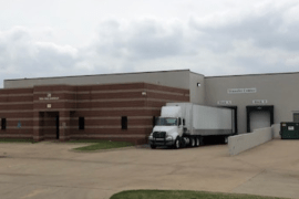Industrial Building For Lease Oklahoma City Exterior
