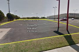 Town & County Center - Pad Site for lease or build to suit photo
