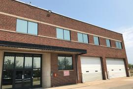 Auto Alley Executive Suites office space for lease Oklahoma City, OK exterior photo