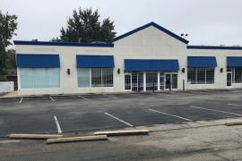 7418 E Admiral Place, Tulsa Ok retail freestanding building for sublease exterior photo