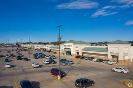 Pioneer Square retail space for lease Stillwater, Ok exterior photo
