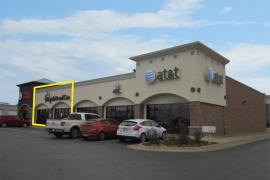 3rd Street Marketplace retail sublease space available Oklahoma City, OK exterior photo