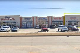 122nd Market Place retails space for lease Oklahoma City, Ok exterior photo