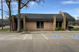 1225 E 9th front exterior view- Medical office building For Sale, Edmond, OK