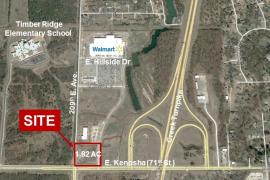Northeast Crossroads - Pad Sites For Sale
